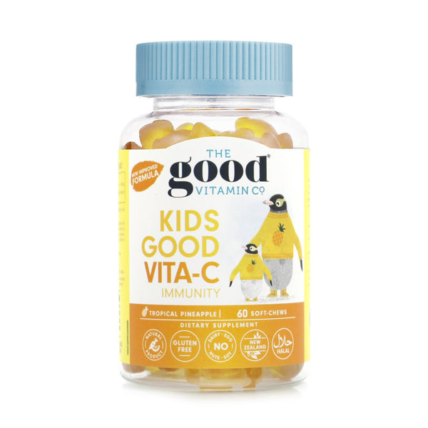 Good Vitamin Co. Kids Vita-C