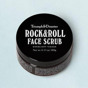Triumph&Disaster Rock & Roll Face Scrub 145g