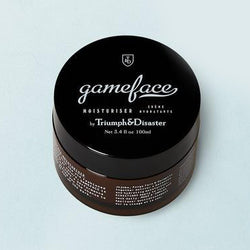 Tiumph&Disaster Gameface Moisturiser 100ml Jar