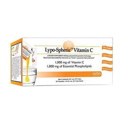LivOn Labs Lypo-Spheric Vitamin C 1000mg 30's