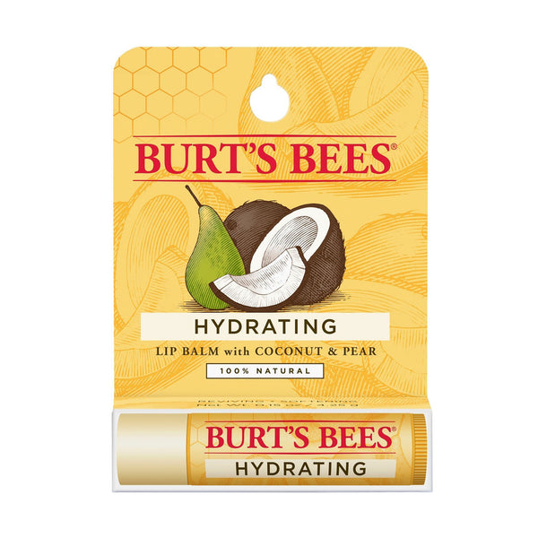 Burt's Bees Coconut & Pear Lip Balm