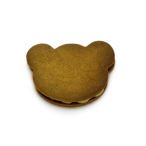"Matchado Cream ""Bear"" Biscuit"