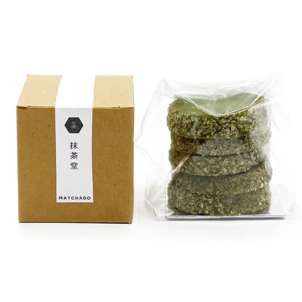 Organic Matcha Sable - Gift Box