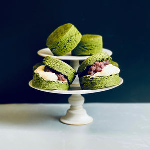 Vegan, Gluten Free & Sugar Free Matcha Scones (Pack of 5)