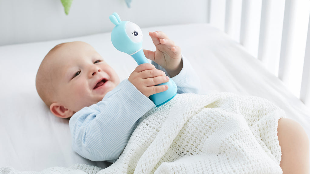 Exclusive distributor of Alilo Smarty Shake & Tell Rattle