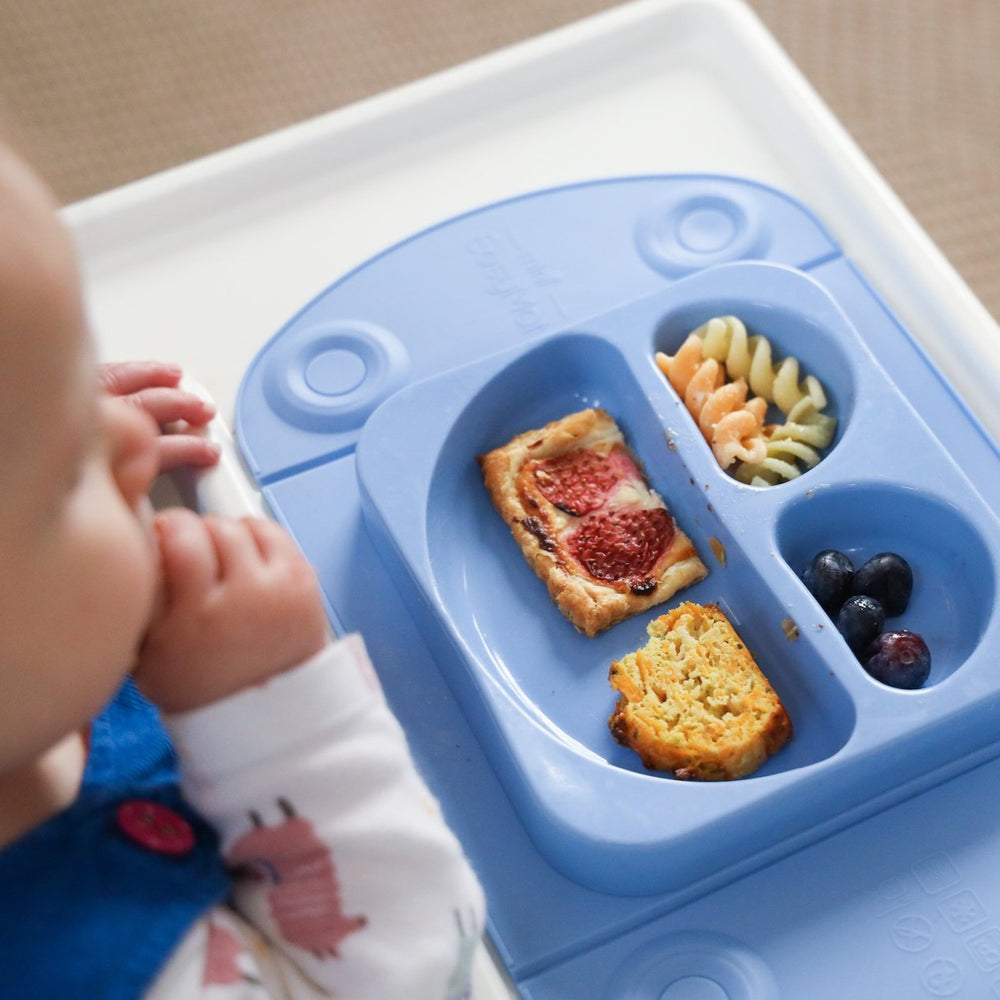 EasyTots EasyMat Mini: Portable Baby Suction Tray