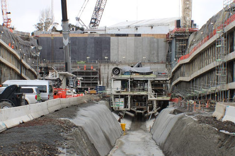North Shore Scaffolding Projects: Waterview Connection Tunnel