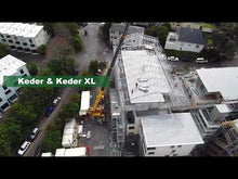 Load and play video in Gallery viewer, North Shore Scaffolding - Keder & Keder XL Installation