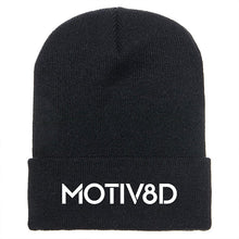 Load image into Gallery viewer, MOTIV8D Beanie