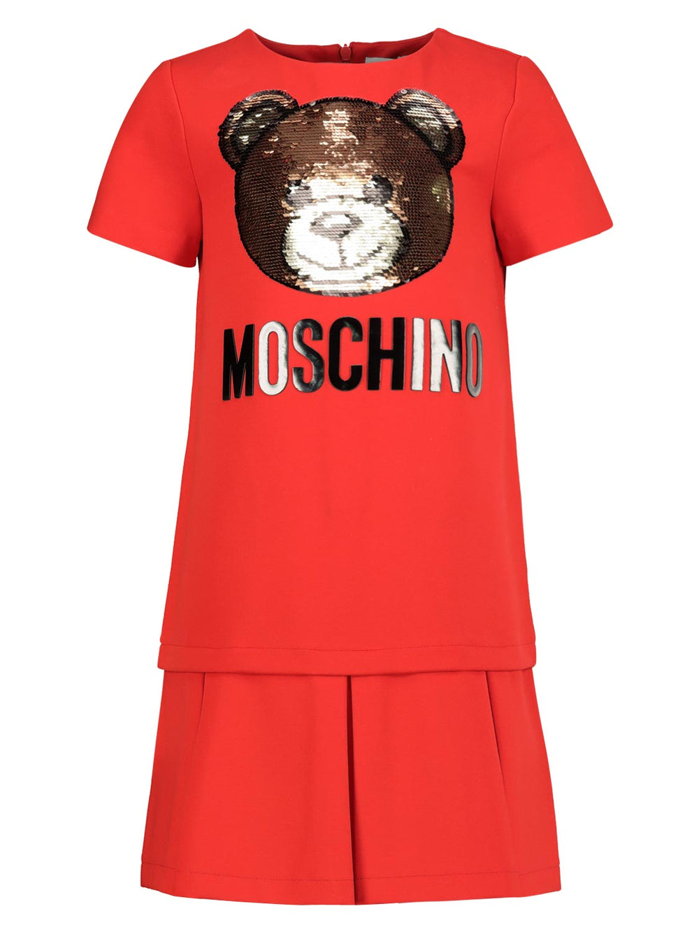 MOSCHINO Red Party Dress