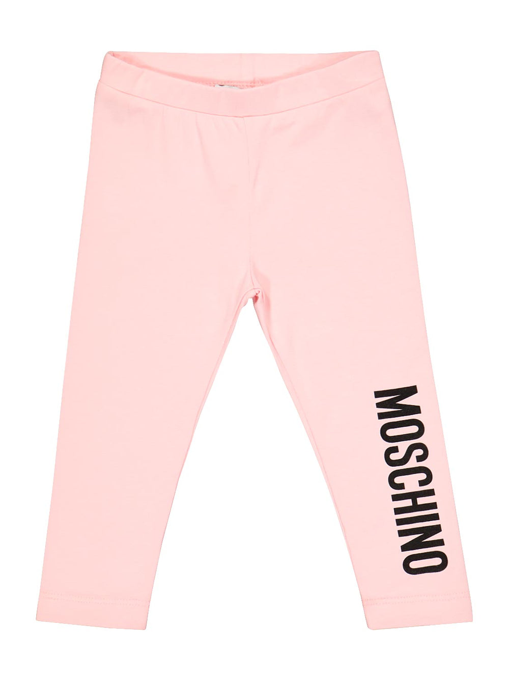 MOSCHINO Logo Print Leggings for Babies and Toddlers