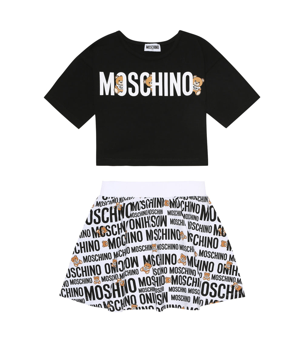 MOSCHINO Girls Two-Piece Set