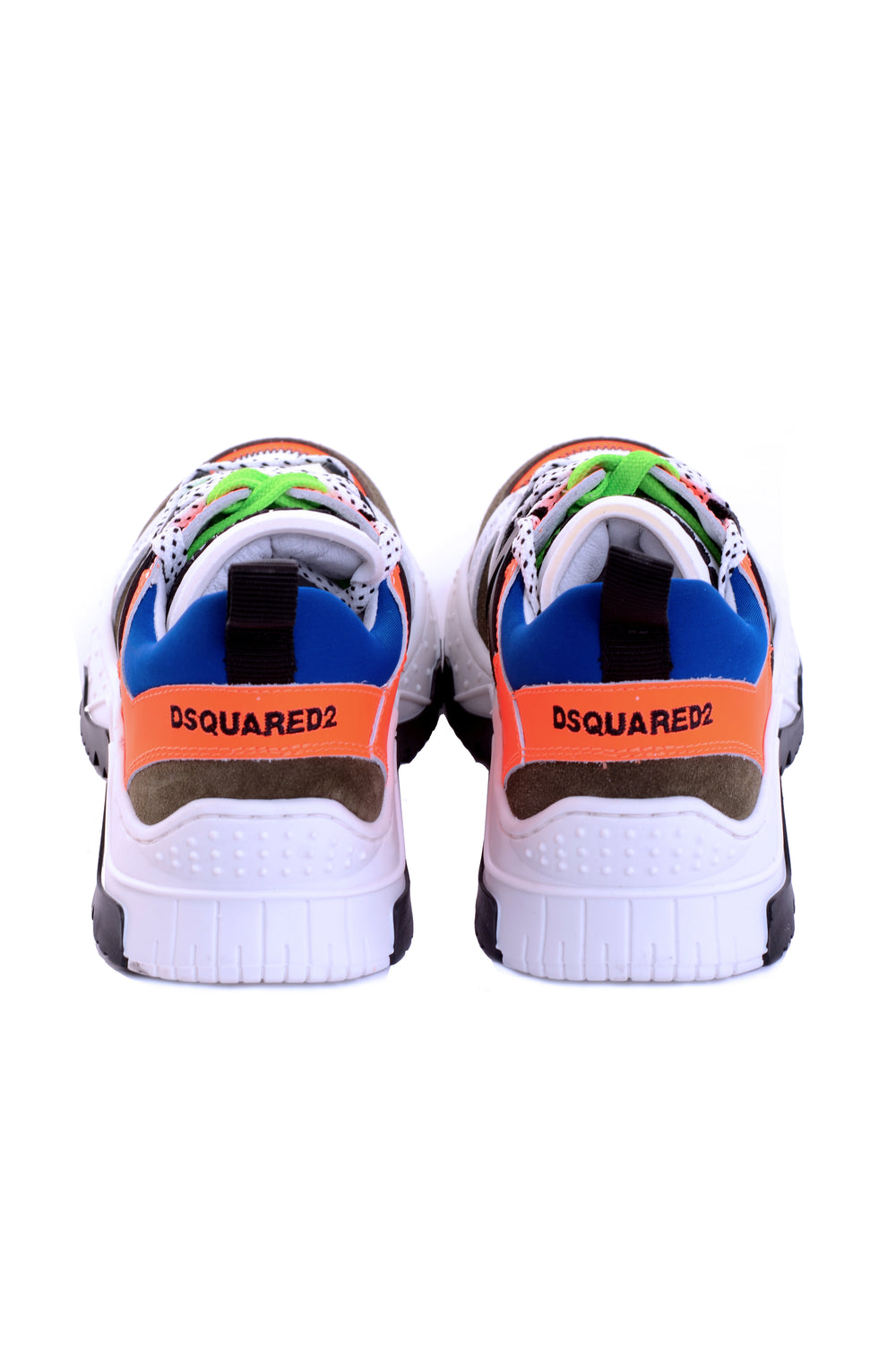 DSQUARED2 KIDS Colour Block Sneakers