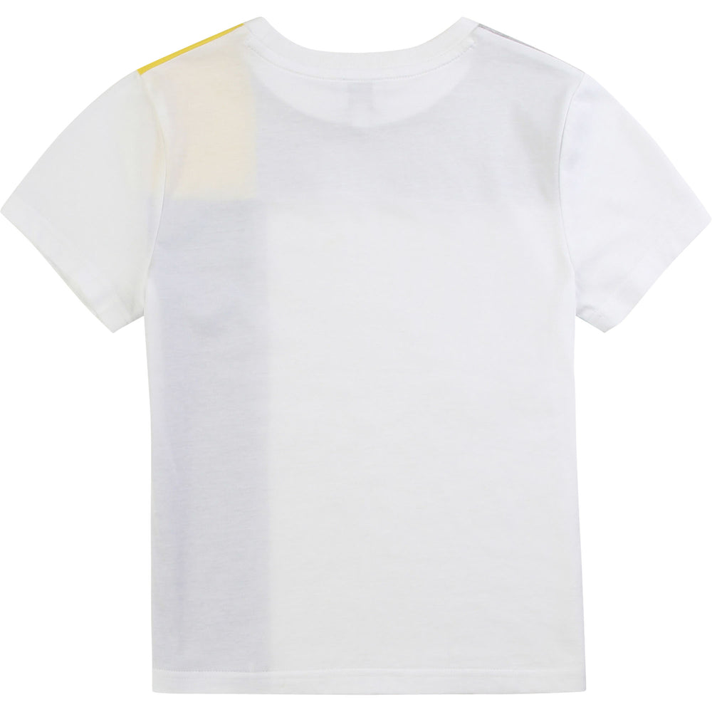 KARL LAGERFELD Color Block T-Shirt