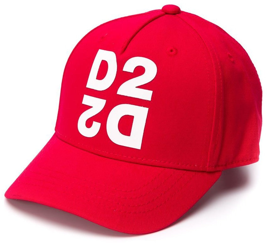 DSQUARED2 KIDS D2 Logo Hat