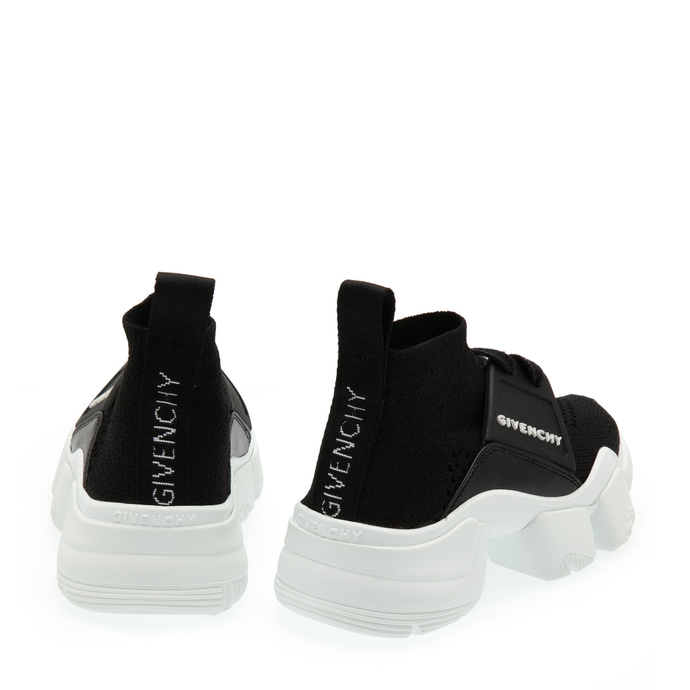 GIVENCHY Black Chunky Sock Sneakers