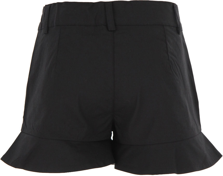 MOSCHINO Classical Black Shorts