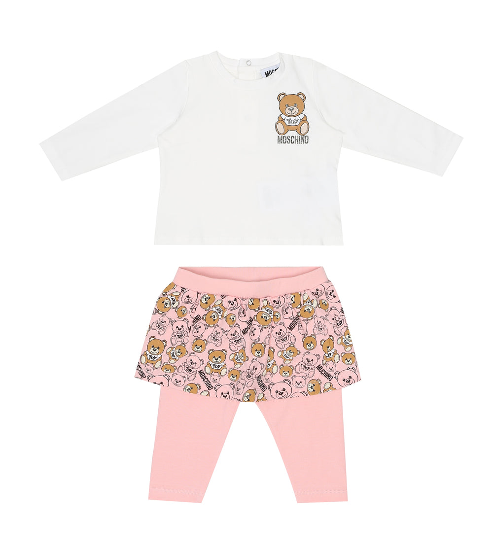 MOSCHINO Two-Piece Set For Babies