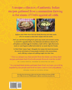 Hope & Spice: Authentic recipes and stories of transformation from the slums of Delhi