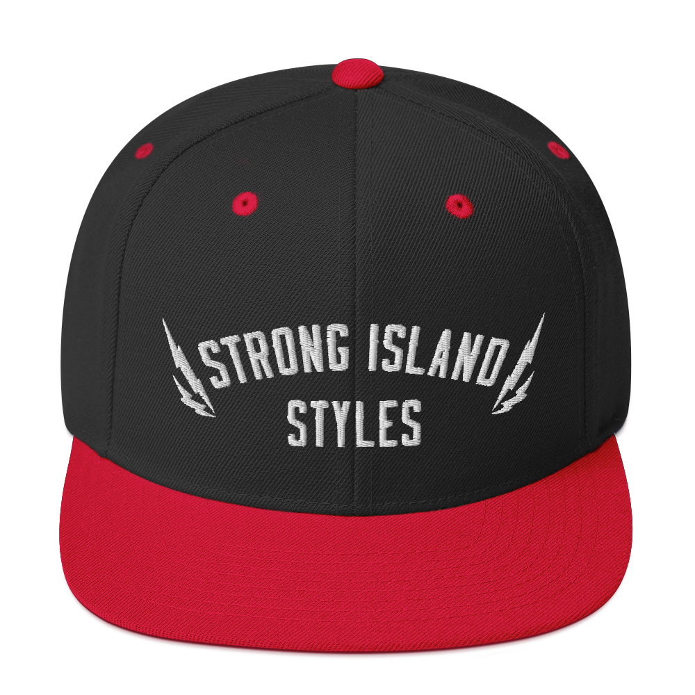 Strong Island Styles Snapback Hat