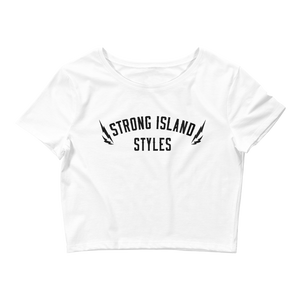 Strong Island Styles Women's Crop Top