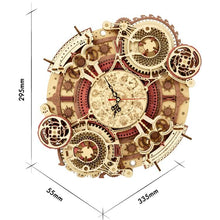 Load image into Gallery viewer, New: Zodiac Wall Clock
