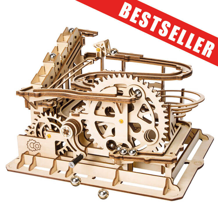 OUR BESTSELLER: Marble Run - Roller Coaster