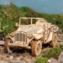 Load image into Gallery viewer, Army Jeep