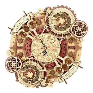 New: Zodiac Wall Clock