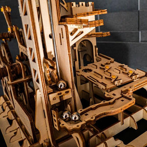 Marble Run: Pinball Coaster