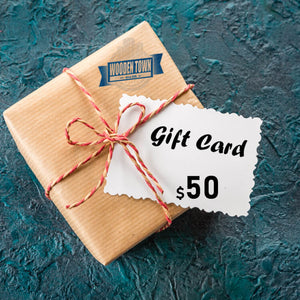 wooden-town.com gift card