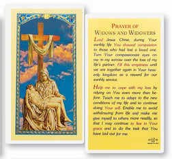 Prayer of Widows & Widowers
