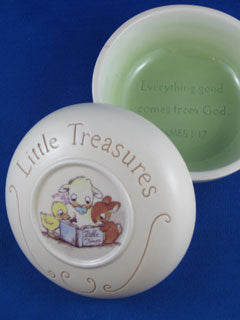 Little Treasures Keepsake Box