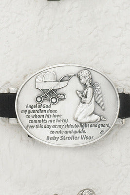 Guardian Angel Stroller Medal
