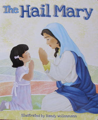 Hail Mary Board Book