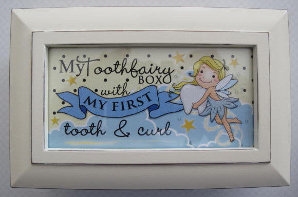 First Tooth & Curl Music Box