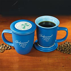 Godparent Mug & Coaster Set