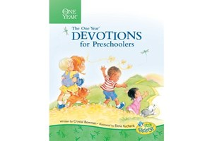 One Year Devotional for Pre-Schoolers