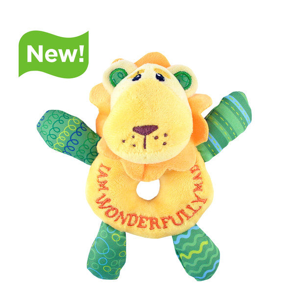 Luca the Lion Rattle - Wonderfully Made