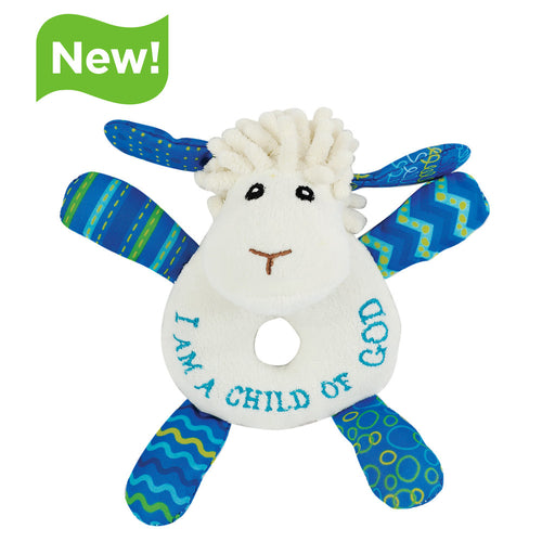 Levi the Lamb Rattle - Child of God