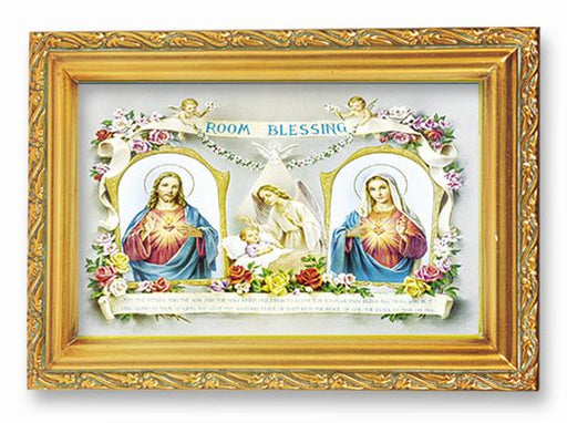 Baby's Room Blessing - Catholic Gifts Canada