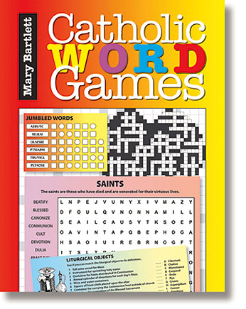 Catholic Word Games (for Teens & Adults)