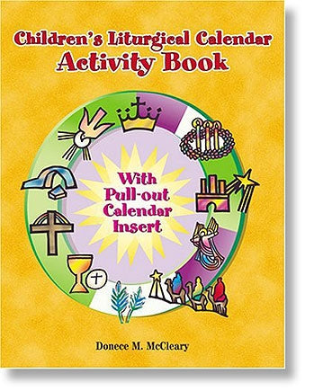 Liturgical Calendar Activity Book