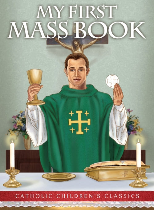 My First Mass Book Picture Book