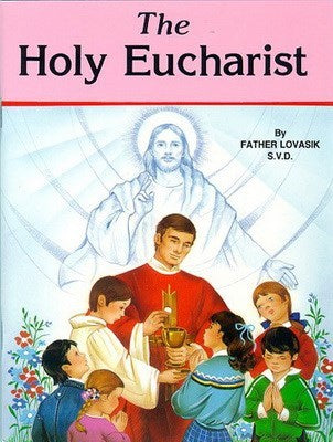 The Holy Eucharist Picture Book - Catholic Gifts Canada
