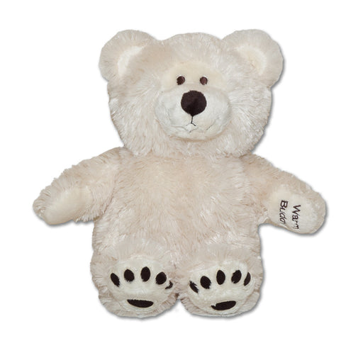 Baby Beary Bear in Ivory