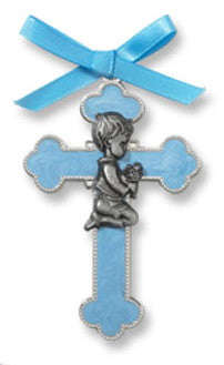 Sacred Tradition Cross for Boys