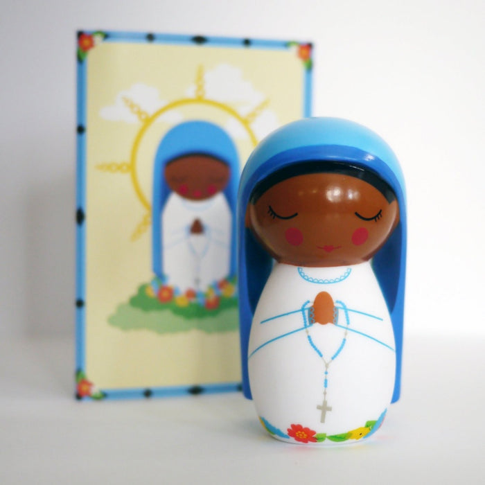 Our Lady of Kibeho Shining Light Doll