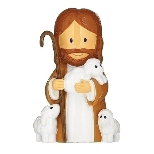 Little Patrons The Good Shepherd Figure - Catholic Gifts Canada