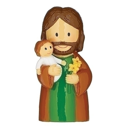 Little Patrons Saint Joseph Figure - Catholic Gifts Canada